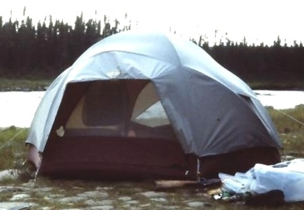 This all season 3-man Eureka self-standing geodesic dome : all seasons tents - memphite.com